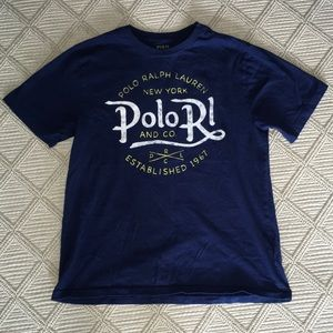 Boys Polo short sleeve tee